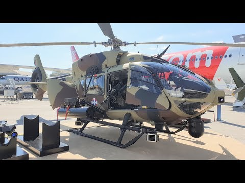 Airbus Helicopters H145M Walkaround