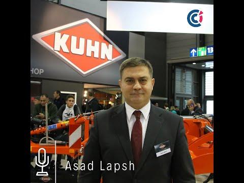 CCIFU | Podcast #7 With Asad Lapsh, GM Of Kuhn Ukraine