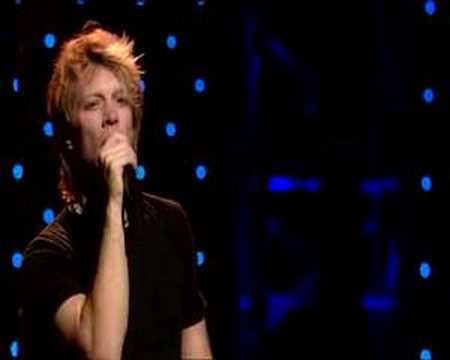 Bon Jovi - These Arms Are Open All Night