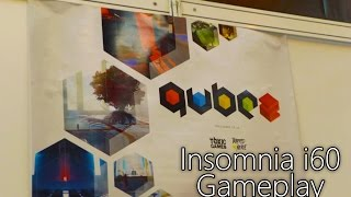 Qube 2 - Insomnia i60 Gameplay