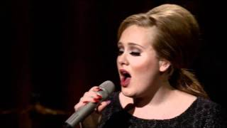 Adele - One and Only Live Itunes Festival 2011 HD thumbnail