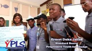 Ernest Duku Jallah Campaign Speech December 15, 2016