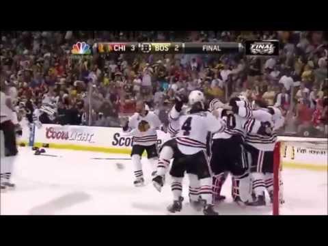 All NHL Playoff OT Goals 2013