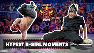 Hypest B-Girl Moments | Red Bull BC One World Final 2019