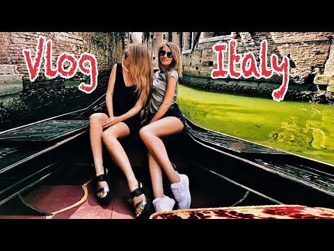Влог Италия: Милан -  Верона -  Венеция.  Аренда Машины в Европе