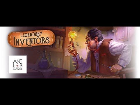 Legendary Inventors Playthrough Review