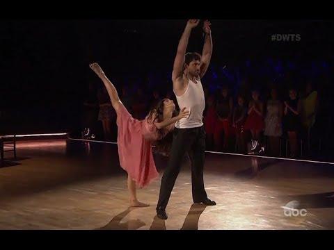 DWTS Season 18 WEEK 8  : Meryl Davis & Maks - Rumba || Dancing With The Stars 2014