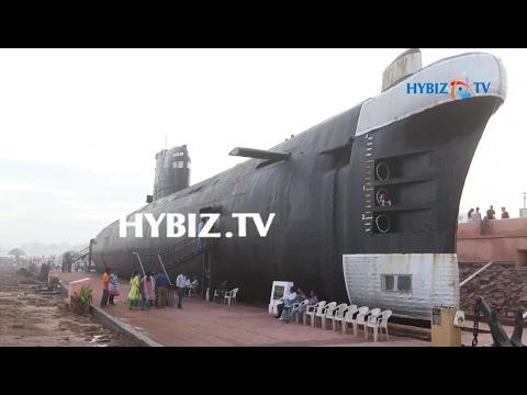 Submarine | Ghazi 2017 | Vizag