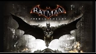 Pojedynek intr [Batman Arkham Knight] AdiGames vs Mrfd (GCA)