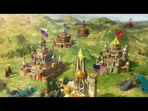 Clash Of Kings Mod. Russian VIP Buff 150%, Expansion Parokha To 80%
