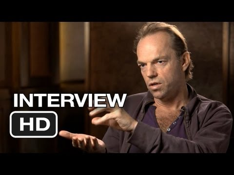 The Hobbit: An Unexpected Journey - Hugo Weaving Interview - Elrond (2012) HD