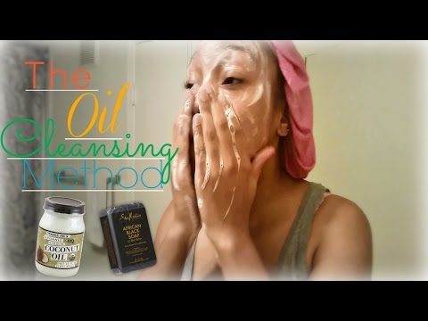 The Oil Cleansing Method | Moderate Acne + Oily Skin | NayetheNatural BEAUTY