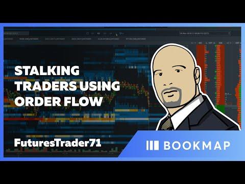 Stalking Traders Using Order Flow | FuturesTrader71 | Pro Trader Webinar