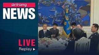 [LIVE/NEWS] N. Korea's top envoy to U.N. repeats calls for U.S. return of seized cargo ship