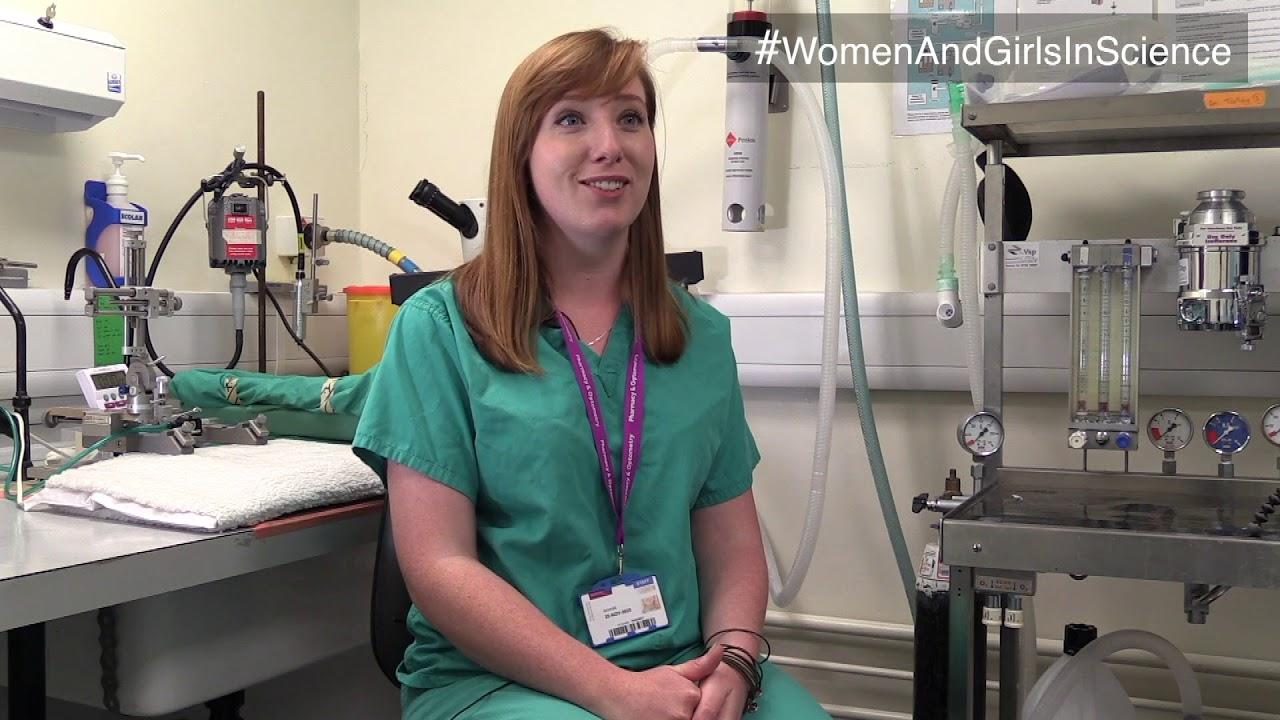 Dr Sinead Savage: Women & Girls in Science 2019
