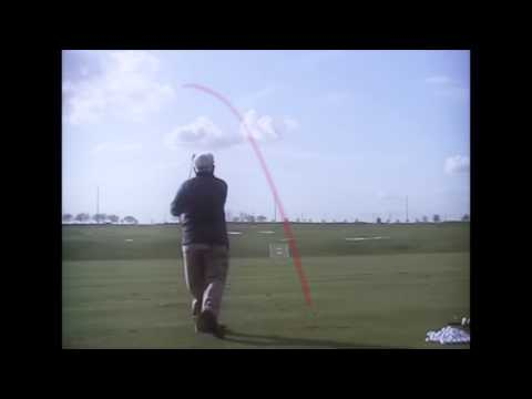 MOE NORMAN - with SHOT TRACER - See his amazing ball flight!
