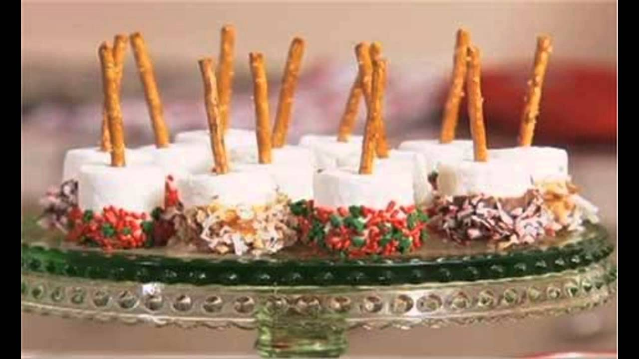 simple christmas party food ideas youtube