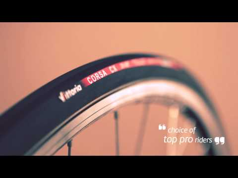 Vittoria Corsa CX III Tubular Road Tyre