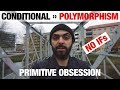 Replace Conditional With Polymorphism & Primitive Obsession | Code Walks 045