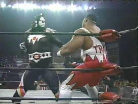 (02.03.1997) Road to Superbrawl VII Part 4 - Ice Train vs. La Parka
