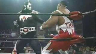 (02.03.1997) Road to Superbrawl VII Part 4 - Ice Train vs. La Parka