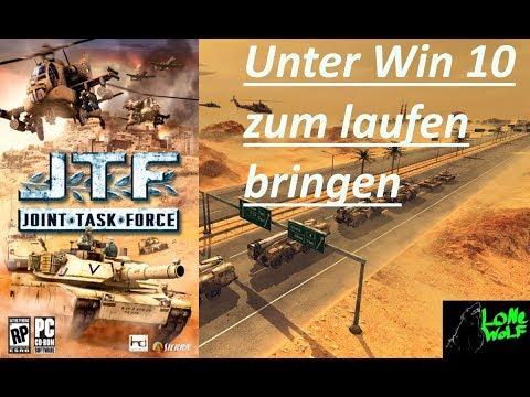 Joint Task Force Unter Win 10 Zum Laufen Bringen #Deutsch#
