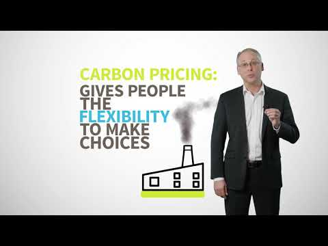 How does carbon pricing compare to alternative climate policies?
