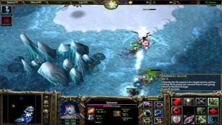Warcraft 3: Curse of the Forsaken 07 - Into the Frozen Heart of Northrend