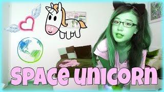 SPACE UNICORN!🦄- Fan Video (Videostar) ||sosopinkypie