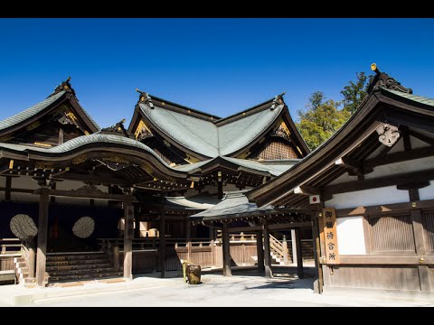 Naikū | The Inner Shrine | The City of Ise in Mie prefecture | Japan