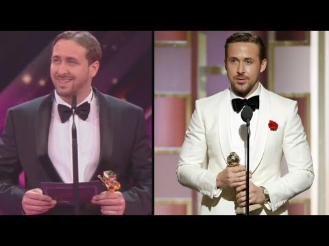 Ryan Gosling Impersonator Crashes German Award Show Leaves Nicole Kidman Stunned