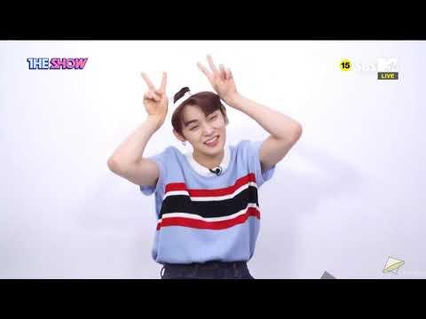 190312 TXT YEONJUN (투모로우바이투게더 연준) Cut on SBS The Show Contact