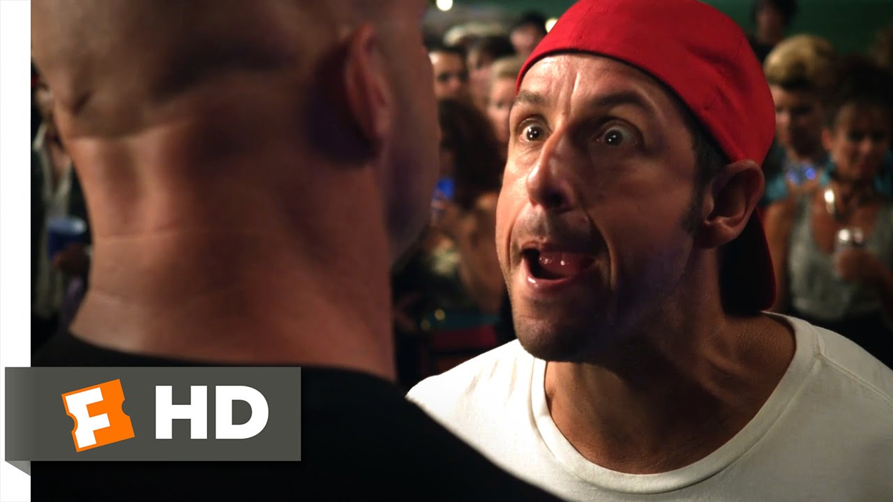 Download Grown Ups 2 - Please Don't Hit Me! Scene (10/10) | Movieclips