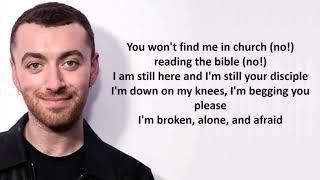 Prayer - Sam Smith Lyrics