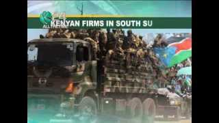 Regional Economies Under Strain From South Sudan Chaos