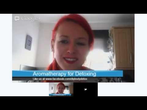 DIY Body Detox - Aromatherapy for Detoxing
