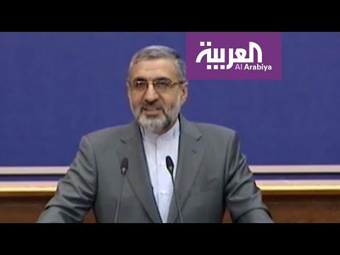 التلفزيون الرسمي يعترف بقتل المتظاهرين ويصفهم بـ مثيري شغب  - 20:59-2019 / 12 / 3