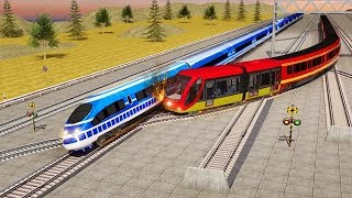 Indian Train City Driving Train Games #001 - Train Simulator Games Download #q | Games For Children