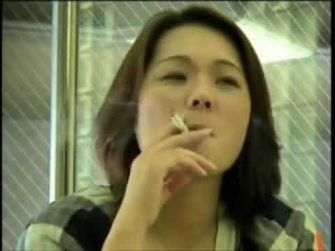 Snap Inhale Smoking