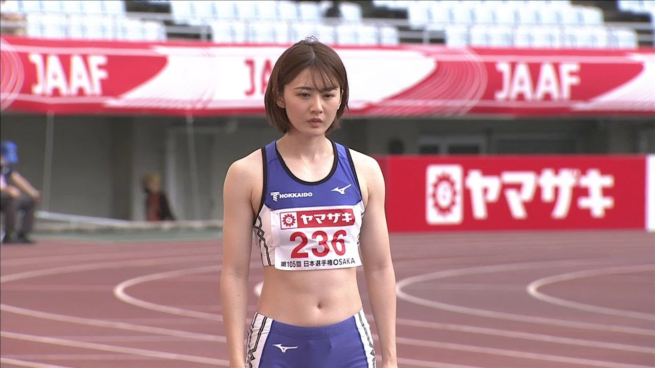 【第105回日本選手権】 女子 走幅跳 決勝8位 ●小玉 葵水●