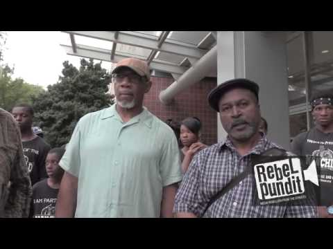 "Chicago Inner City Blacks GO OFF on Obama Over Illegal Immigration ""Worst President Ever Elected"""