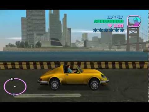 GTA VC From Vice City To Liberty City Gameplay