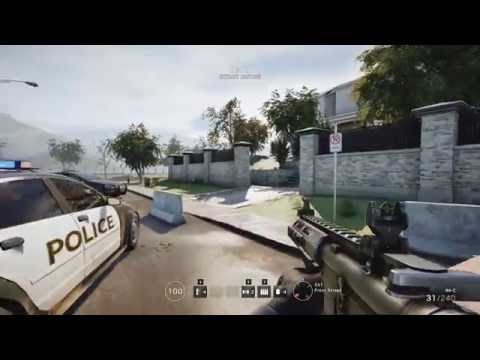 Rainbow Six Siege - Mission 2 Suburban Extraction | Gameplay Indonesia