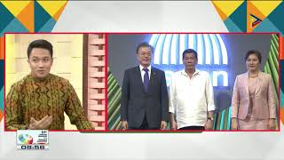 Opening Ceremony of the 31st ASEAN Summit and Related Summits at the CCP