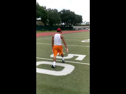 Wide Receiver , CornerBack drills and routes !