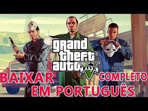 Baixar Grand Theft Auto V GTA V CRACK PC