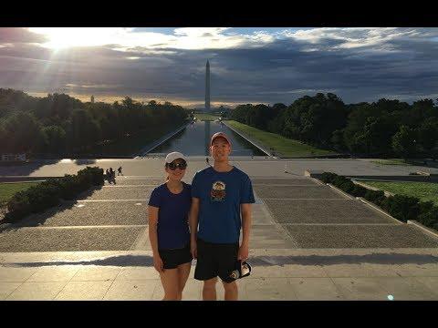 Washington DC with a White House Tour 2017