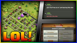 10 Things That Noobs Do in Clash of Clans - Clash of clans