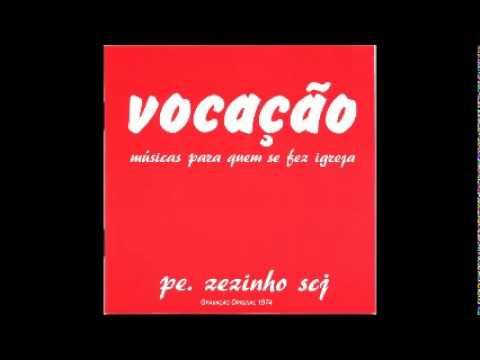 1974 Padre Zezinho SCJ Vocação (Coletânea)