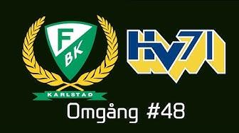 Färjestad BK - HV71 | MÅL HIGHLIGHTS | Omgång 48 | 3 Mars, 2020 | Resultat 1-2